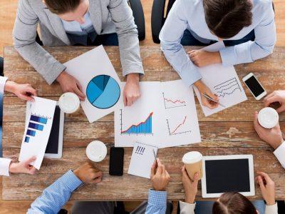 Equipo integrado marketing y ventas